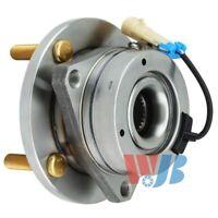 WA513250 Front Wheel Hub Bearing Assembly Interchange 513250 HA590115 BR930466