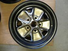 1966 Mustang Styled Steel Wheels 14x5 Set of 4