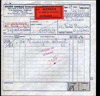 """CHATEAUDUN (28) EPICERIE & VINS """"Société CENTRALE D'ACHAT / NOVECO"""" en 1963"""