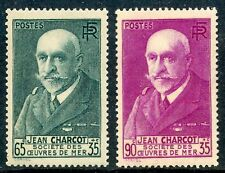 PROMO / STAMP / TIMBRE FRANCE NEUF N° 377/377A *  CHARCOT COTE + 37 €