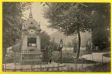 CPA de 1905 MONUMENT STATION MÉTÉO d' ÉPINAL Baromètre Thermomètre et Hygromètre