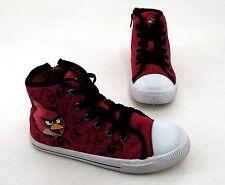 Sneaker Angry Birds Turnschuhe KnöchelschuheTextil rot Gr. 33