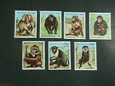 Mint Never Hinged/MNH Guinean Wild Animal Postal Stamps