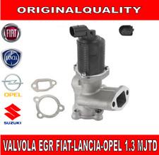 VALVOLA EGR GAS SCARICO FIAT PANDA 1.3 MJTD LANCIA OPEL 1.3 D MULTIJET JTD