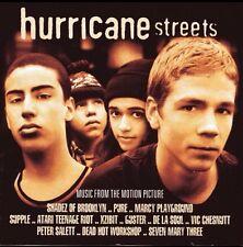HURRICANE STREETS - Soundtrack Feat Xzibit, De La Soul, Veruca Salt CD NEW