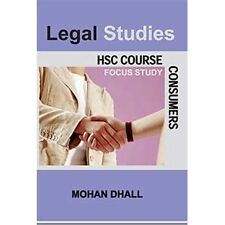 Legal Studies HSC Course: Focus Study Consumers (Year: 11, 12)