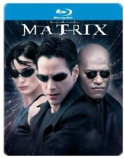 Películas en DVD y Blu-ray blues Matrix
