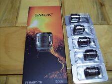 Smok TFV8 BABY,& Big BB Beast Tank Coil Head Cloud Beast V8 Baby T8