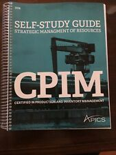 APICS Strategic Management Of Resources