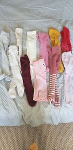 Used Baby Tights Bundle Size 9-12 Months