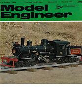 Model Engineer Weekly August Craft Magazines