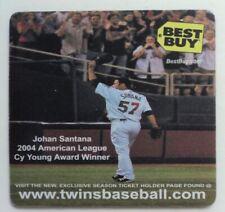 New listing 2004 Johan Santana Twins CY Young Award Mouse Pad -