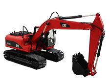 Norscot 1/50 CAT 320D L Excavator 323 Static Diecast Engineering Vehicle Model