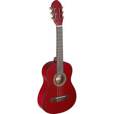 Stagg C405 M Red Guitare Classique enfant 1/4 - Rouge