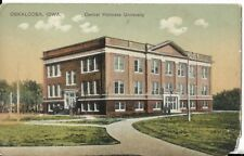 central holiness university oskaloosa iowa postcard
