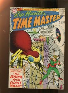 RIP HUNTER TIME MASTER #29 (9.0) THE DOOM FROM GIANT VALLEY! 1965