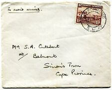 South West Africa cover Kopmund to Simons Town 5MAY47