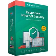 Kaspersky INTERNET Security 2021 2020 1 PC 2 YEAR  / GLOBAL KEY
