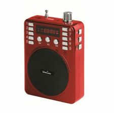 Sunflash Digital Portable PA System (Red) Z125PA-RED