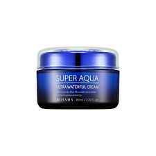 [Missha] Super Aqua Ultra Waterful Cream 80ml