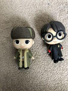 2 Harry Potter Figures