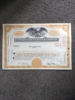 United States Gypsum Co. Dated 1963 5 shares Invalid  SHARE CERTIFICATE