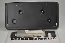2007 2008 2009 Saturn Aura Front LICENSE Plate Mounting Bracket OEM New