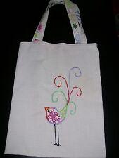 Shopper/Umwelttaschen mit zwei Trägern aus Baumwolle ohne Verschluss