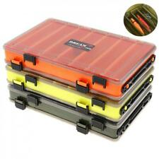 Double Side Thickening 14 Compartments Squid Fishing Lure Box