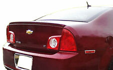 PAINTED CHEVROLET MALIBU FACTORY SPOILER 2008-2012
