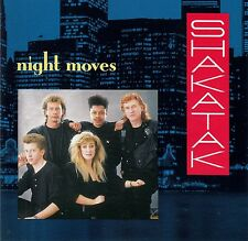 SHAKATAK : NIGHT MOVES / CD - TOP-ZUSTAND