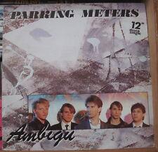 "PARKING METERS AMBIGU 12"" MAXI 45t  HOLLAND PRESS LP 1984"