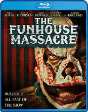 The Funhouse Massacre (Blu-ray Disc, 2016)
