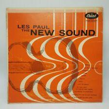 Les Paul LP The New Sound! Capital Records T226