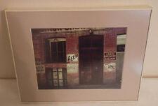 "B & H Studio Bloc Union Brewery Saloon Photo Photograph Wall Hanging 11"" x 14"""
