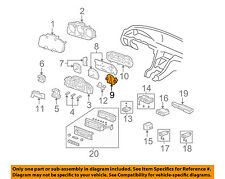 Acura HONDA OEM 1999 RL-Fuel Level Gauge 78130SZ3A12