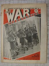 The War Illustrated # 2 (Westerplatte, Warsaw, Maginot, Siegfried Line, Athenia)