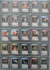 Star Trek CCG The Dominion Rare Cards Part 2/2 (1E)