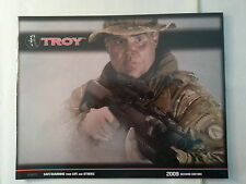 Troy Industries 2009 Weapon Accessories Catalog Booklet / 26 Pages
