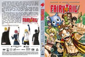 ANIME DVD~ENGLISH DUBBED~Fairy Tail:Final Series(278-328End)All region+FREE GIFT