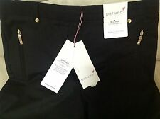 Per Una Roma Sits On The Waist Slim Fit Trousers Size: 8 Short RRP £39.50