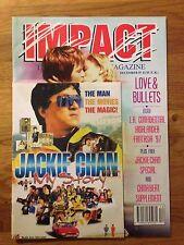 Impact Magazine Life Less Ordinary, Ewan McGregor, Cameron Diaz - Near Mint!
