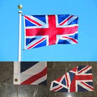 5'x3' British Union Jack Great Britain United Kingdom  Outdoor Flag Banner W4V6