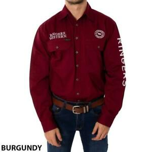 Ringers Western Hawkeye Embroidered Shirt - RRP 69.99