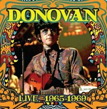 DONOVAN - LIVE 1965-69 - 2CD - BBC RADIO BROADCASTS - PSYCHEDELIC FOLK