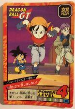 Dragon ball GT Super battle Power Level 734