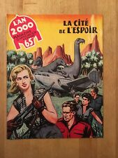 L'AN 2000 numéro 6 (1953) - TBE/NEUF