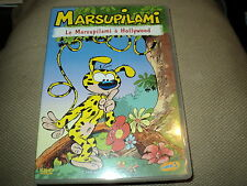 "DVD ""LE MARSUPILAMI A HOLLYWOOD"" Franquin"