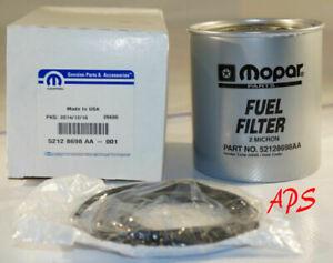 New Mopar 2002 2003 2004 Jeep Liberty turbo diesel 2.5L, 2.8L fuel filter