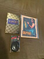 Loot Crate Exclusive Carpenter Escape From New York Print and Eye Patch NEW MIP